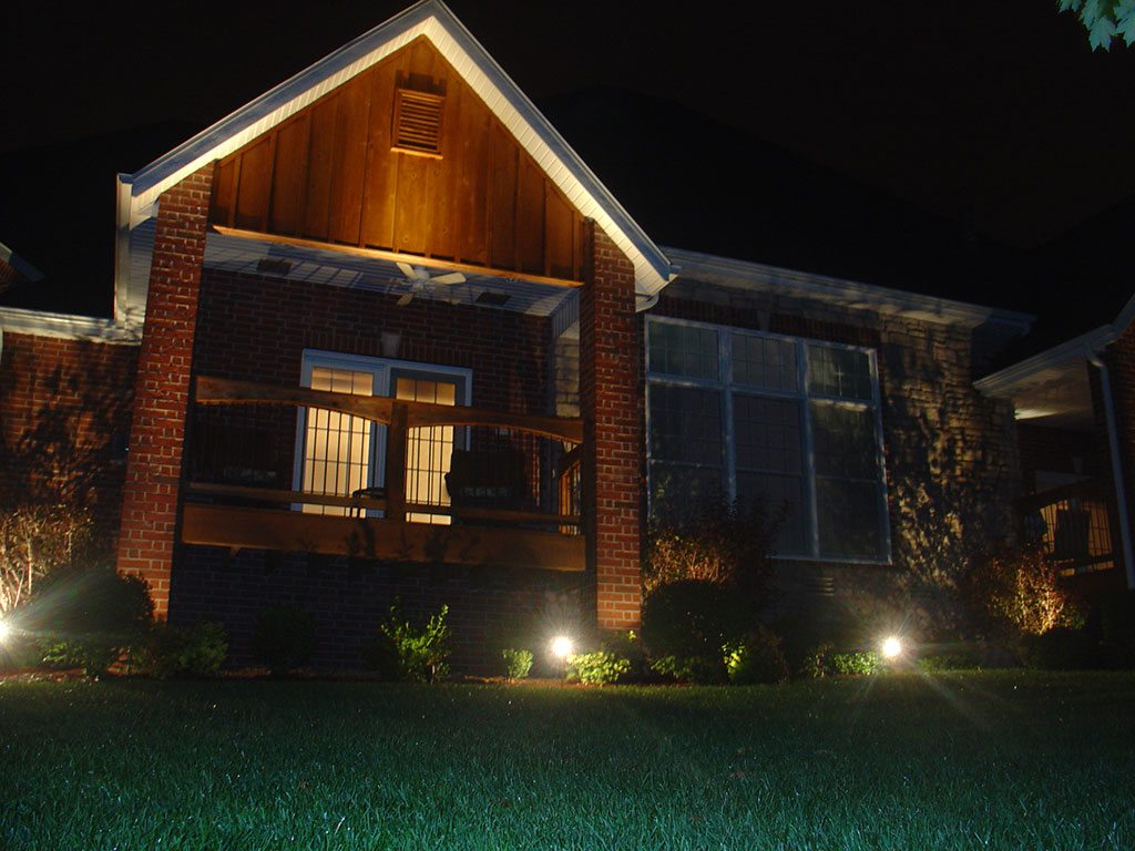 Exterior Lighting: Lighting - Springfield, MO