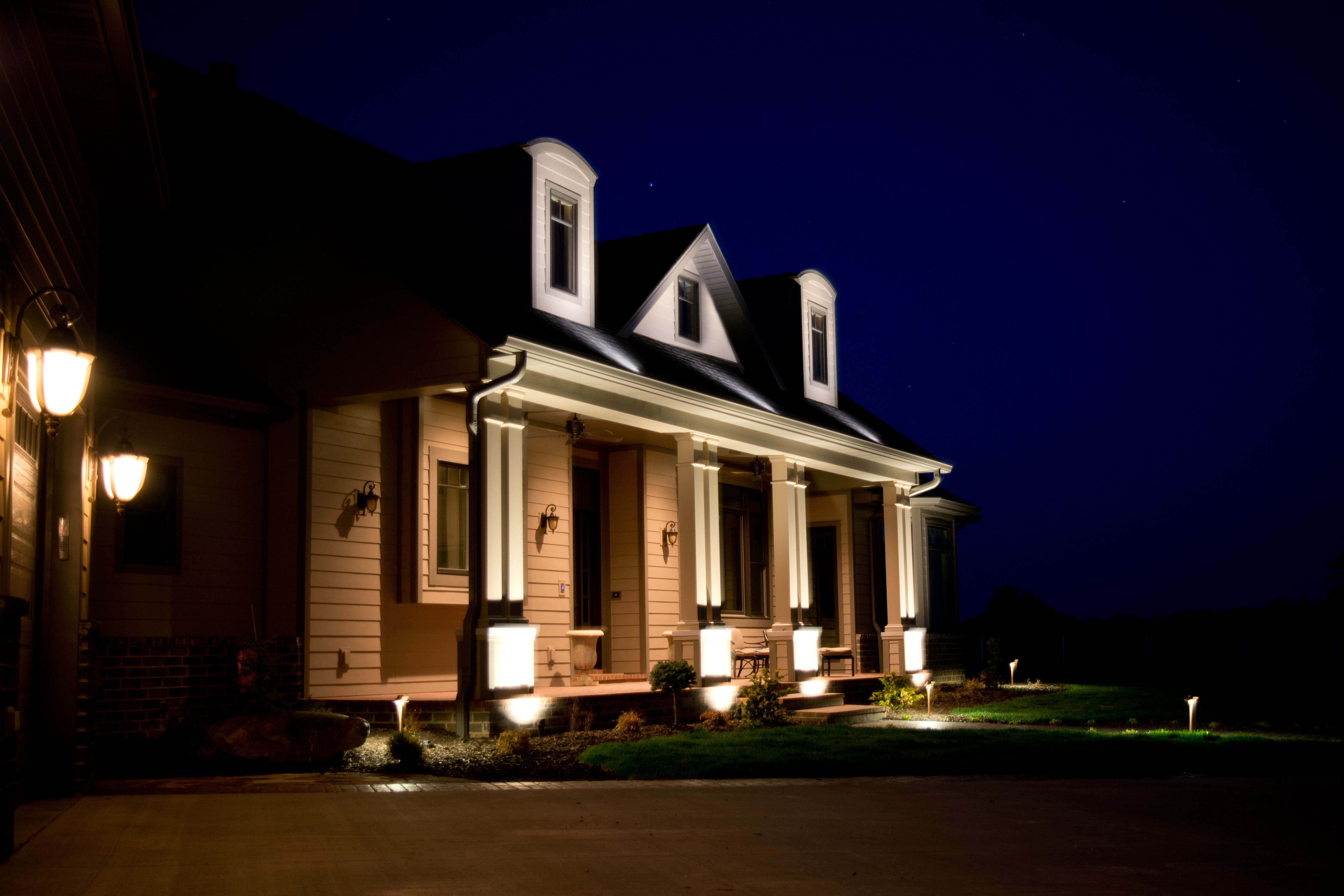 Landscape Lighting Benefits And Options Creative Outdoor