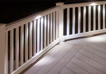 Need deck lighting ideas creative outdoor lighting outdoor deck lighting ideas run the gamut in style and functionality deck lights can include many styles such as ensconced torches lanterns post lights aloadofball